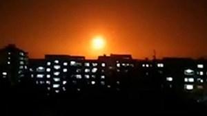 Máy bay chở gần 200 người suýt trúng hỏa lực ở Syria