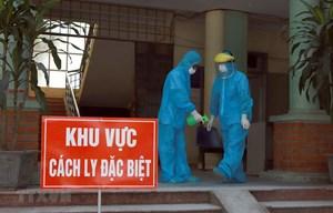 Không có chuyện 'các khu cách ly tập trung ở Hà Nội quá tải'