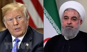 Tổng thống Mỹ Donald Trump bác tin gặp Iran vô điều kiện