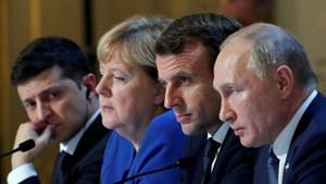 Cuộc gặp đầu tiên Putin - Zelensky kéo dài 8 giờ tại Paris