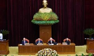 Bế mạc Hội nghị Trung ương 12