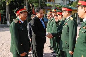 Bảo vệ vững chắc chủ quyền ở các địa bàn chiến lược