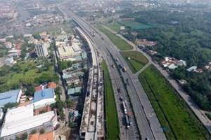 TP Hồ Chí Minh: Nguồn thu từ đất đai chiếm tỷ lệ thấp
