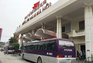 Hạn chế vận chuyển hành khách từ Hà Nội, TP HCM đến các nơi khác