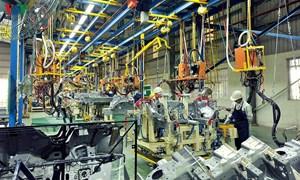 Vốn đầu tư trực tiếp nước ngoài giảm mạnh