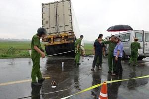 Hé lộ nguyên nhân dẫn đến vụ tai nạn khiến 13 người thương vong