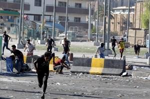 Iraq trong cơn hỗn loạn: Ban bố lệnh giới nghiêm tại thủ đô Baghdad