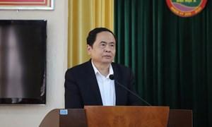 BẢN TIN MẶT TRẬN: Chủ tịch Trần Thanh Mẫn thăm, tặng quà cho các hộ nghèo tại huyện Lạc Dương, tỉnh Lâm Đồng.