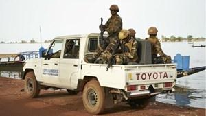 Căn cứ quân sự ở Mali bị tấn công, 15 nhân viên an ninh thiệt mạng