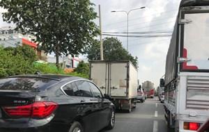 TP Hồ Chí Minh: Sau tết, chưa kẹt xe