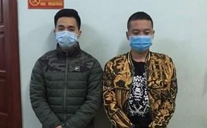 Công an Hà Nội xử lý 8 vụ án hình sự vi phạm về phòng, chống dịch