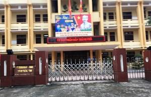 Khiển trách Chủ tịch HĐND và Trưởng ban Tổ chức TP Hà Tĩnh
