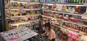 Mỹ phẩm siêu rẻ tràn lan thị trường