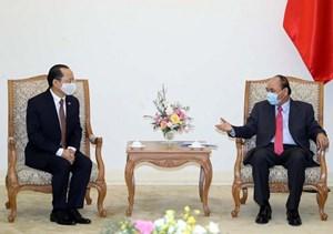 Đại sứ Campuchia cảm ơn Việt Nam hỗ trợ trang thiết bị y tế chống Covid-19