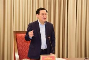 Hà Nội xác định thúc đẩy đầu tư công là nhiệm vụ trọng tâm thứ 2