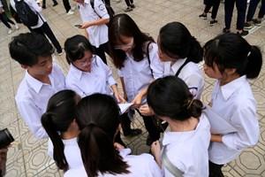 Thi THPT quốc gia: Đảm bảo động lực học tập