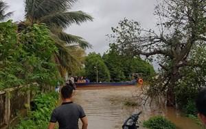 Quảng Bình: Cháu bé 2 tuổi bị đuối nước thương tâm trên sông Gianh