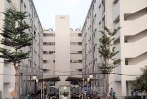 Người đàn ông tử vong nghi nhảy từ lầu 5 chung cư