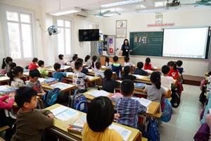 Giáo viên tiểu học sẽ được 'tự chủ về chuyên môn'