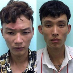 Hai thanh niên lên mạng học cách dùng bugi xe máy để đập kính ô tô rồi trộm cắp tài sản