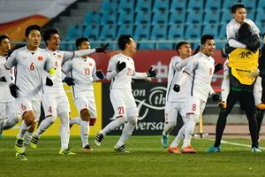 AFC: 'U23 Việt Nam thắng Qatar theo kịch bản bộ phim kinh dị'