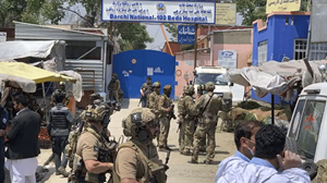 Phiến quân Taliban tấn công các chốt an ninh tại Afghanistan