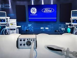 Hãng ô tô tại Mỹ bắt tay vào sản xuất máy thở, hỗ trợ bệnh nhân Covid-19