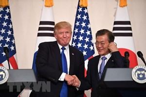 Ấn định thời điểm cuộc gặp thượng đỉnh Mỹ-Hàn tại Nhà Trắng