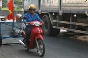 An toàn cho người tham gia giao thông