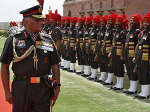 Anh - Ấn Độ tập trận quân sự chung