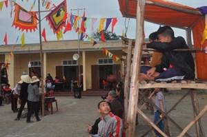 [ẢNH] Hội bài chòi đầu Xuân ở Quảng Bình