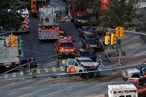 [ẢNH] Rúng động tấn công khủng bố ở New York làm 19 người thương vong