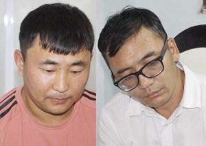 Đà Nẵng: Bắt khẩn cấp 2 đối tượng trộm cắp người Mông Cổ