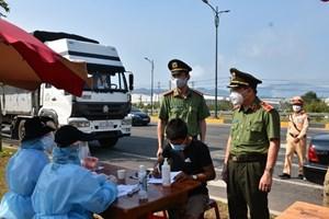Giám đốc Công an tỉnh Quảng Nam gửi thư động viên cán bộ, chiến sĩ phòng, chống dịch Covid-19