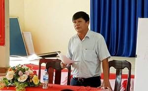 'Ăn đất', Chủ tịch phường và Trưởng phòng TN&MT cùng bị khởi tố