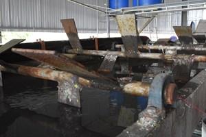 Quảng Ngãi: Một công ty gây ô nhiễm bị xử phạt 105 triệu đồng
