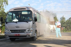 Quảng Nam: 18 mẫu xét nghiệm về Covid-19 'đang chờ kết quả'