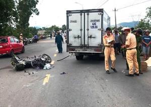 Hai ngày, 3 vụ tai nạn giao thông làm 3 người đi xe máy tử vong