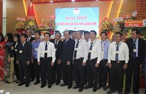 Đại hội đại biểu Hội Luật gia tỉnh Quảng Nam