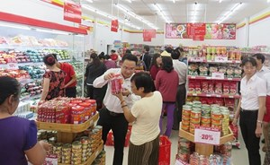 TP Hồ Chí Minh: Đủ hàng hóa tiêu dùng cung ứng trong thời gian dài
