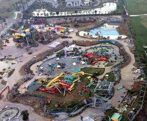 Vụ Công viên nước Thanh Hà trị giá trăm tỷ xây sai phép: Sai tới đâu sẽ xử lý tới đó