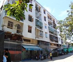 TP Hồ Chí Minh: Lo ngại sụt lún, sạt lở