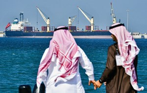 'Con bài giá dầu' của Arab Saudi