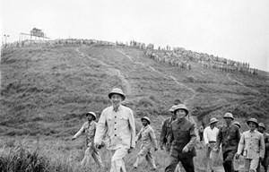 Kỷ niệm 130 năm ngày sinh Chủ tịch Hồ Chí Minh: Tự mình làm gương, noi gương để đào tạo cán bộ