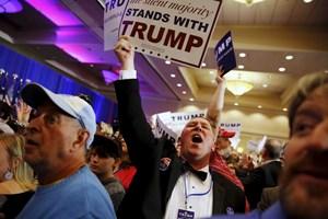 Bầu cử 'siêu thứ ba' tại Mỹ: Lộ diện ứng viên đường đua vào Nhà Trắng