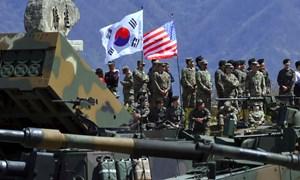 Thỏa thuận SMA mới đe dọa liên minh Mỹ - Hàn