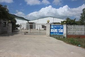 Nan giải môi trường Khu công nghiệp Phú Tài