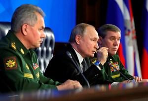 Nga dẫn đầu thế giới về vũ khí siêu thanh