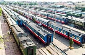Đường sắt tiếp tục dừng tàu tránh lỗ