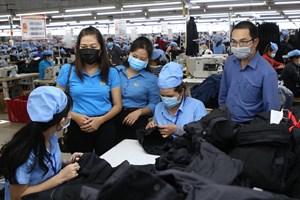 An toàn cho người lao động trước dịch nCoV: Luôn được ưu tiên hàng đầu